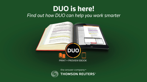 DUO is here.  Find out how DUO can help you work smarter