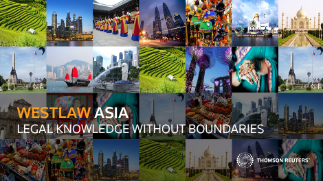 WESTLAW ASIA.  Legal knowledge without boundaries.