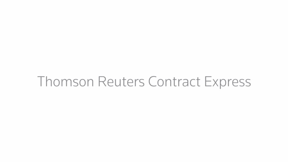 Contract Express for law firms
